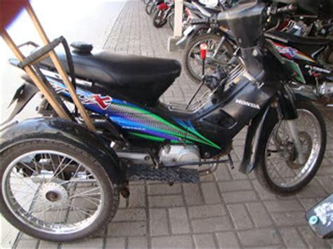Motor Roda Tiga Modifikasi by Menembus Keterbatasan Tanpa Batas Gambar Modifikasi Motor