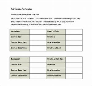 download excel template transition plan With contract transition plan template