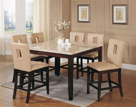 white marble dining table set bukit