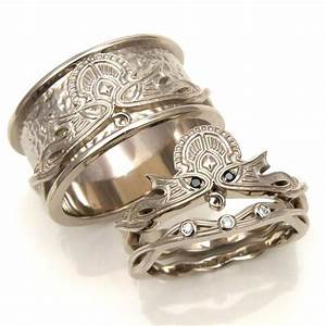 best viking inspired wedding rings viking wedding rings With norse wedding rings