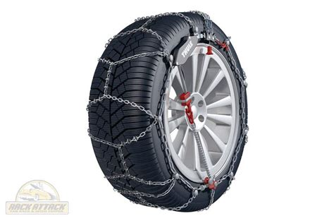 thule cs  passenger snow chain  thule tire chain