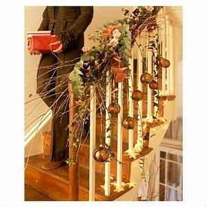 christmas staircase decorations Christmas