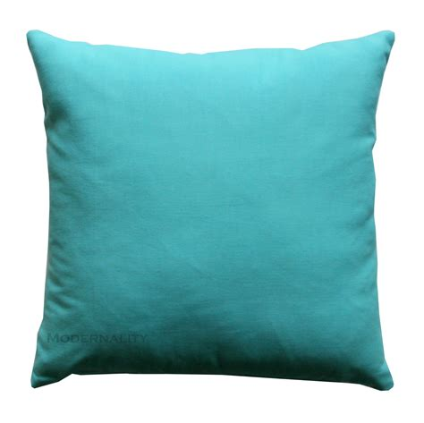 aqua throw pillows aqua throw pillow mandarin blue pillow cover solid pillow