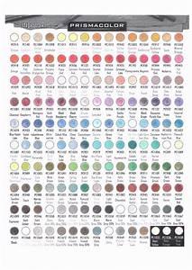 Prismacolor Blank Color Chart 72 15 Best Images About Empty Color Chart On Pinterest