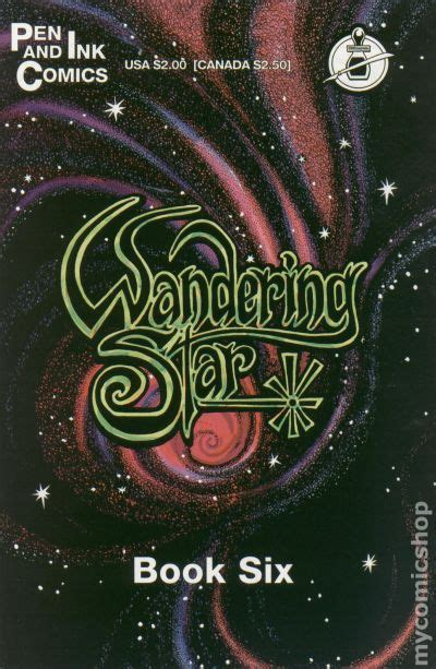 Wandering Star (1993 Pen And Inksirius) 6a Fn