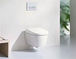 Dusch Wc 24 : geberit aquaclean sela wand dusch wc einsatzbeispiel modernes bad ~ Markanthonyermac.com Haus und Dekorationen