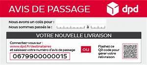 Avis De Passage : dpd espace destinataires ~ Medecine-chirurgie-esthetiques.com Avis de Voitures