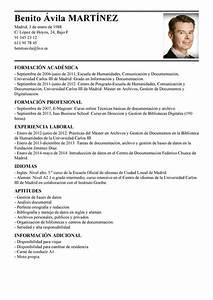 Modelo De Curriculum Vitae Gerente Administrativo