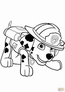 Chase Paw Patrol Pixel Art