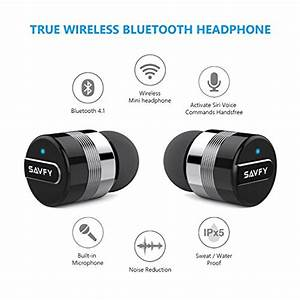 Bluetooth Kopfhörer On Ear Test : savfy bluetooth kopfh rer mini in ear headset 2 st ck csv ~ Kayakingforconservation.com Haus und Dekorationen