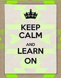 I love math Keep calm and learn math