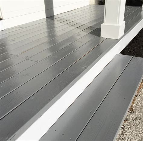 best paint for wood porch floor painted front porch valspar porch and floor paint floor