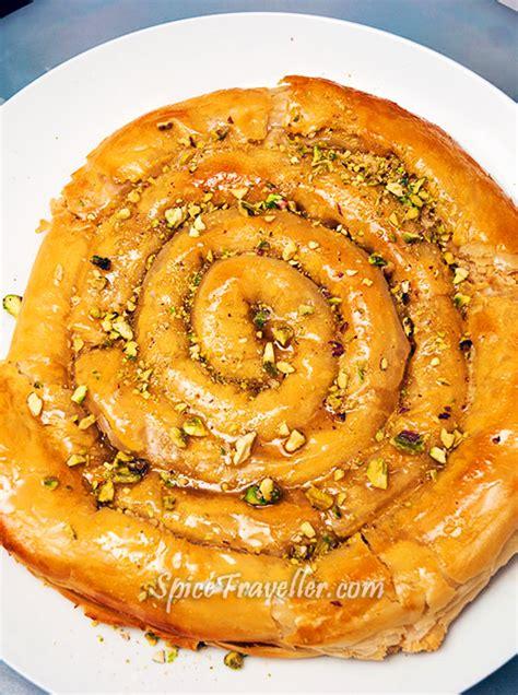 187 m hanncha moroccan dessert with almondsspicetraveller