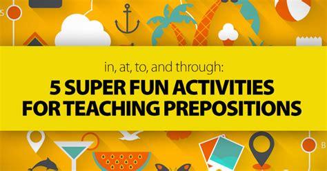 super fun activities