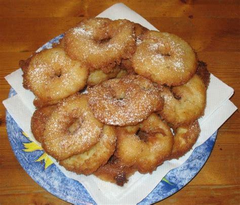 beignets aux pommes gourmandises doctissimo
