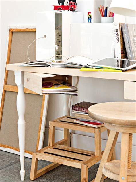 office desk storage ideas 13 diy home office organization ideas how to declutter