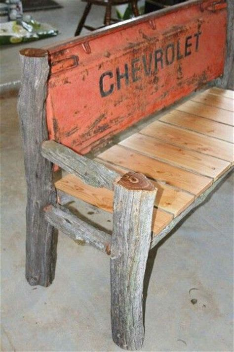 diy projects tailgate bench diy furniture plans diy