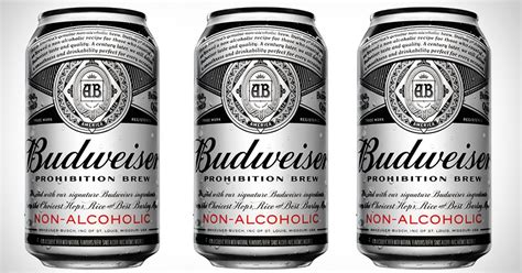 Budweiser Is Making More Non-alcoholic Beer (photos