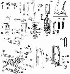 Looking For Bissell Model 89q9 Upright Vacuum Repair