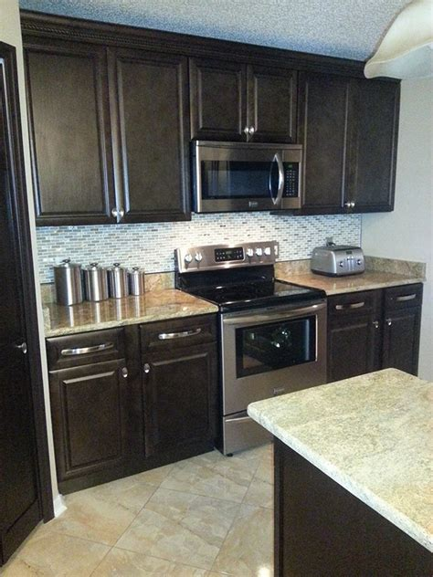 buy espresso rta ready to assemble kitchen cabinets online