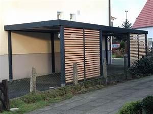 Carport Mit Plane : carports holz modern type ~ Markanthonyermac.com Haus und Dekorationen