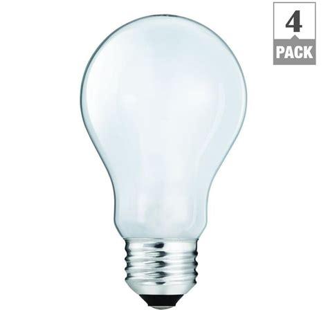 light bulbs that don t give off heat ecosmart 60 watt equivalent a19 household light 4