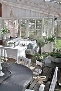 Meuble Pour Terrasse : am nagement jardin shabby chic en 46 id es pour le ~ Premium-room.com Idées de Décoration