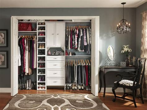Bedroom Closet by Small Closet Organization Ideas Pictures Options Tips