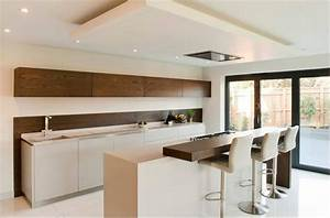 Modern kitchen cabinets 2018 – interior trends and ...