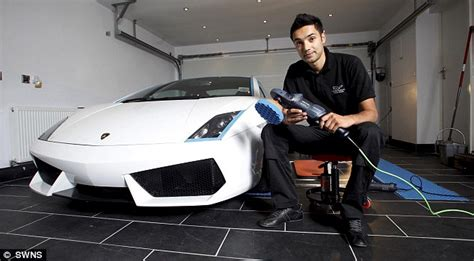Britain's Most Expensive Car Wash Takes A Month And