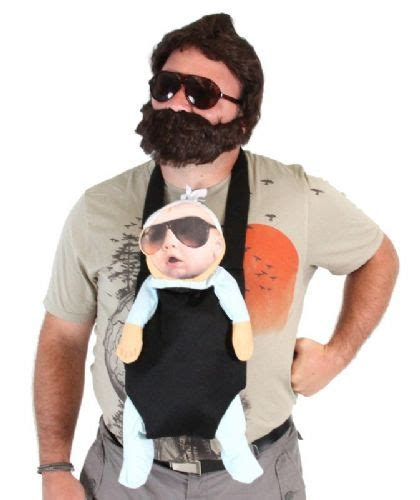 the hangover alan carlos deluxe costume kit the hangover