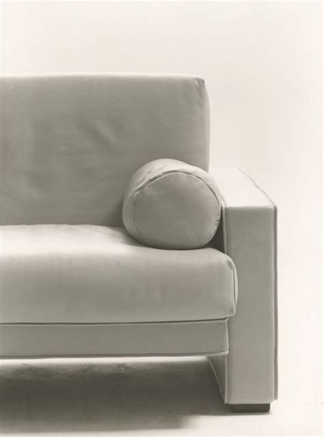 bellini canape impression sur canapé du designer italien mario bellini