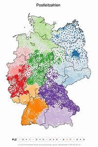 Plz Karte Berlin Kostenlos : deutschlandkarte mit postleitzahlen ~ Orissabook.com Haus und Dekorationen