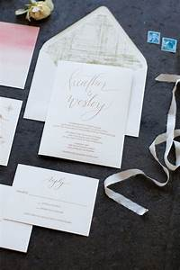 downtown los angeles wedding at hudson loft heather wesley With wedding invitations downtown los angeles