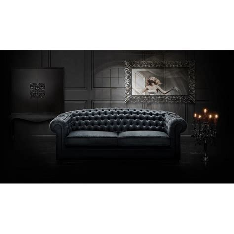 canape cuir rustique canapé de luxe meuble bar et miroir venize