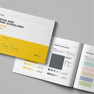 23  Best Brand Guidelines Templates Psd  U0026 Indesign