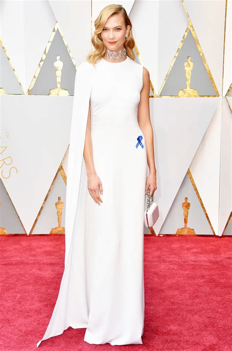 Why Are Celebrities Wearing Blue Ribbon The Red Carpet