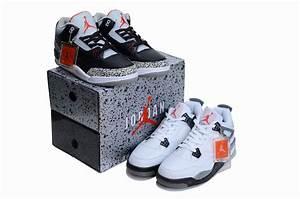 2012 Air Jordan 4 Limited Edition White Red Black ...