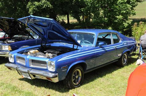 Red Run Park Car Show | Pontiac's version of the Chevy ...