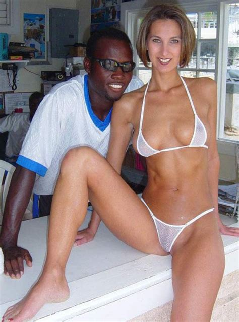 White Wives On Vacation Interracial Jamaica —