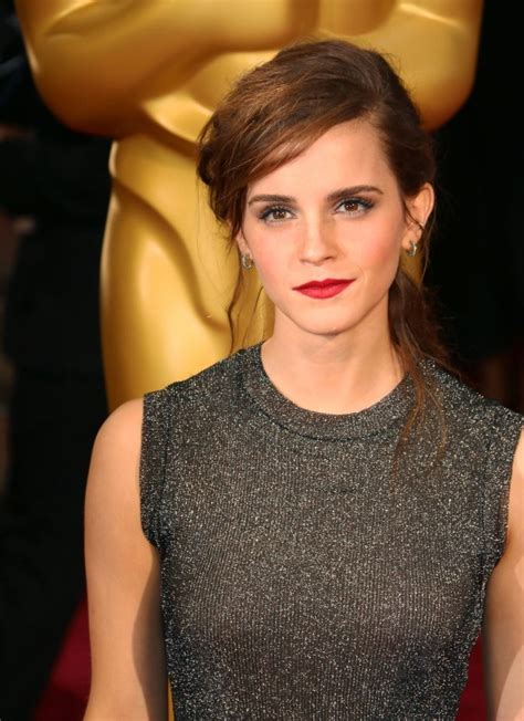 Emma Watson Photos Arrivals The Annual