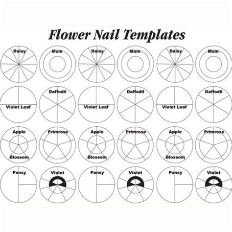 royal icing flower templates google search butter