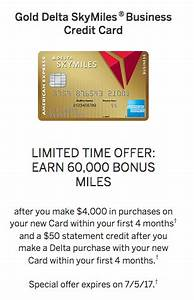 Amex gold delta skymiles credit cards increased 60k mile for Amex gold business card