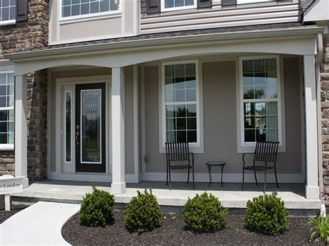 Outdoor » How To Build A Front Porch Easily   Home