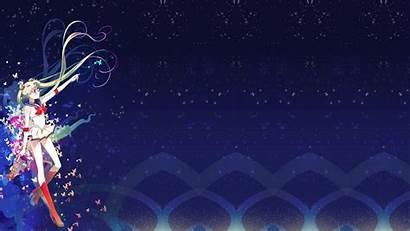 Sailor Moon Desktop Wallpapers Aesthetic Senshi Bishoujo