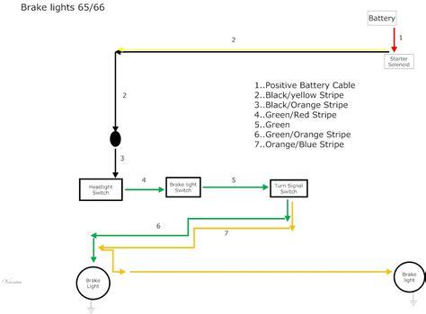 Ford Turn Signal Switch Wiring Diagram