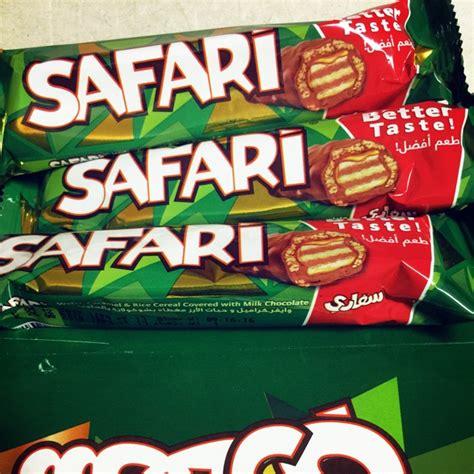 safari chocolate  gandour shopee malaysia
