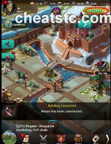 March of Empires Cheats | Cheats Tools Center