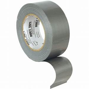 Roberts 1-7/8 in Wide Duct Tape, Indoor Silver General