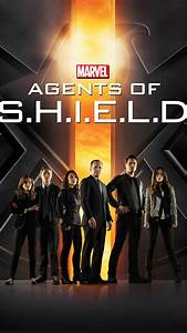 Agents Of Shield : Poster Wallpaper for iPhone X, 8, 7, 6 ...